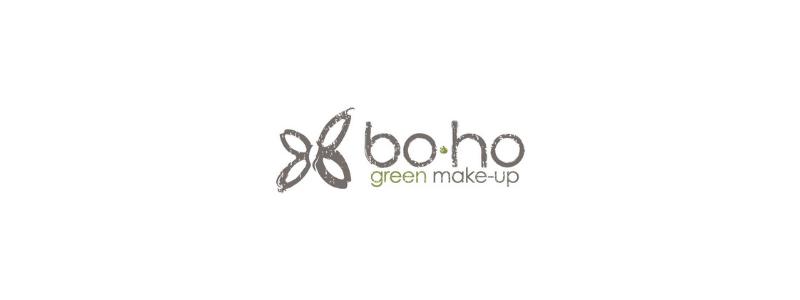 Boho Green Make-Up -logo