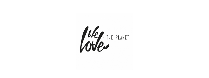 We Love The Planet -logo